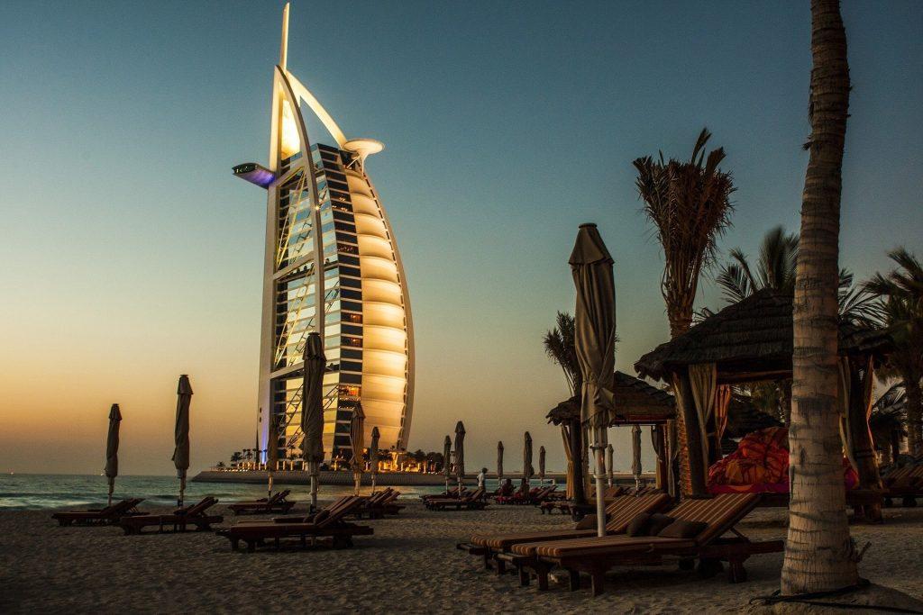 Le Burj el Arab à Dubai
