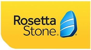 Logo de Rosetta Stone
