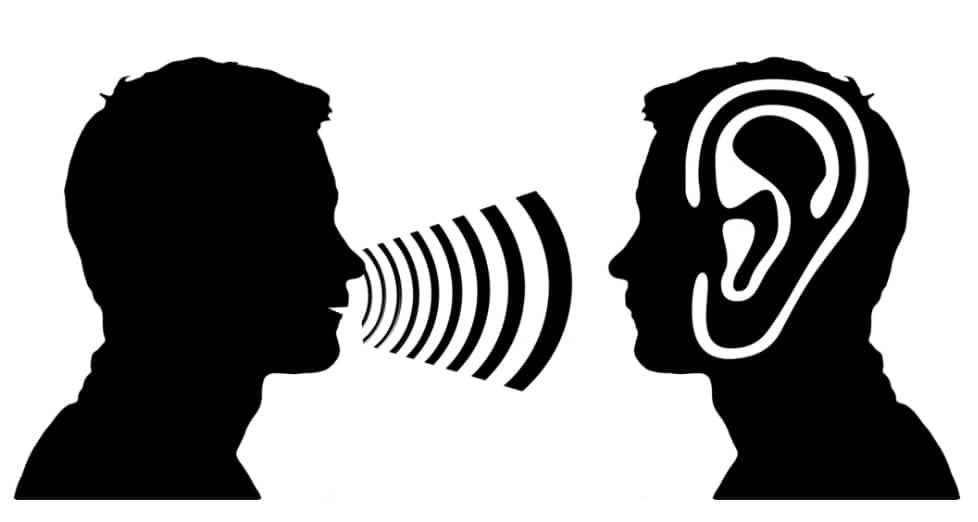 écouter parler une autre langue pour progresser