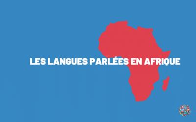 Les langues parlées en Afrique